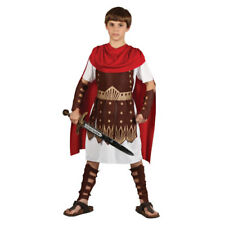 Boys Roman Centurion Costume Sparticus Caesar Cesar Rome Gladiator Fancy Dress