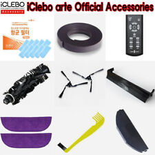 iClebo Arte Official Accessories / Hepa Filter / Side Brush / Main Role Brush