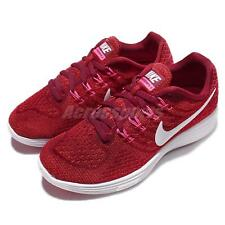 Wmns Nike Lunartempo 2 II Red White Womens Running Shoes Sneakers 818098-602