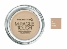 Max Factor Miracle Touch Liquid Illusion Foundation ROSE BEIGE