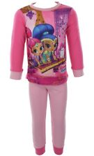 Shimmer and Shine Girls Shimmer and Shine Pyjamas Ages 18 Months to 5 Years