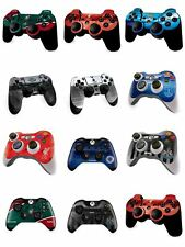 Xbox One 360 PS3 PS4 Game Console Controller Skin Sticker