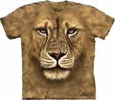 T-shirt Lion enfant Tee shirt animaux Lion warrior Lion warrior - T-shirt enfant