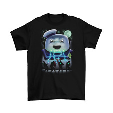 Stay Puft Marshmallow T-Shirt Unisex Funny Adult Ghostbusters Halloween Size New
