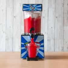 Slush Puppie Machine Frozen Ice Slushie Drink Maker Home Slushy Puppy or Syrups
