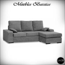 Sofas chaise longue para salon sofa chaiselongue cheslong cheslon + cojin ref-54