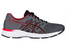 NEW MENS ASICS GEL-EXALT 4 RUNNING SHOES TRAINERS CARBON / BLACK / CLASSIC RED