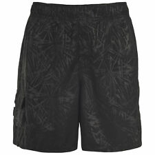 Trespass Zigzag Mens Beach Summer Active Surf Shorts