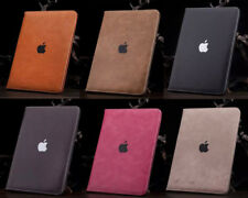 Funda Carcasa Para ipad 2 3 4 Mini Air/2 Pro Cuero Smart Cover Protectores Case