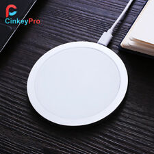 Fast Wireless Charging QI For iPhone 8 Plus X Samsung S8 Double Coils Charger