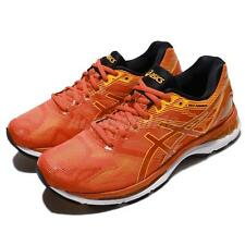 Asics Gel-Nimbus 19 Red Clay Gold Fusion Men Running Shoes Sneakers T700N-0604