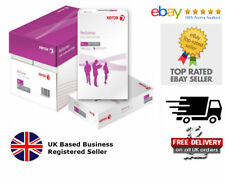 10 X A4 PAPER REAMS XEROX 80GSM PERFORMER 2 BOXES FREE SHIPPING 5000 SHEETS