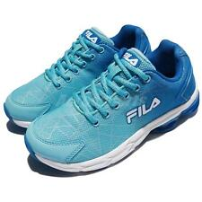 Fila J908R Capsule Blue White Women Running Shoes Sneakers Trainers