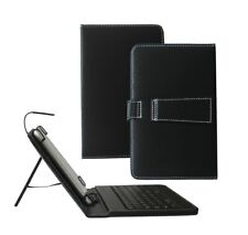 "PU Leather USB Keyboard for Acer Iconia One 7 B1-780 7"" Tablet device"
