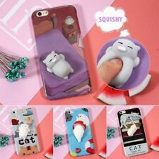 Etui housse coque Squishy 3D Pinchy Silicone Case Cover Soft TPU iphone 7 / 8