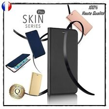 Etui coque housse DUX DUCIS Skin Pro Series Wallet Case Cover LG V30