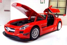 G 1:24 Scale 2011 Mercedes SLS Class AMG GT3 73356 Detailed Diecast Model Car