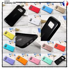 Etui coque housse hybride antichocs iFace Mall hard case cover Samsung Galaxy S8