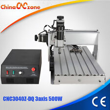 CNC 3040 Z-DQ 3-axis CNC Router Engraver Ball Screw Cutting Milling Drilling Eng