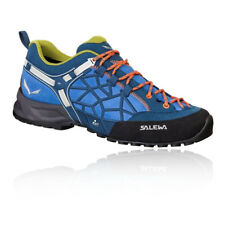 Salewa Mens Wildfire Pro Walking Shoes Trainers Footwear Sports Training Blue