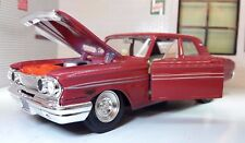 1:24 1964 Ford Fairlane V8 Bomba de Metal Detallado Modelo MUSCLE CAR 31957