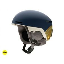 Casco Esquí Smith Code Mips Mate Navy Camuflaje
