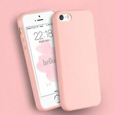 Back Case Cover Rubber Phone Covers IPhone 7 6 5C TPU Mobile Skin Shell Pouch