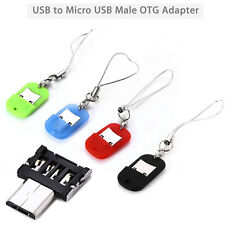 OTG Adapter Micro USB Male to USB Female For Samsung Android Phone Tablet PC
