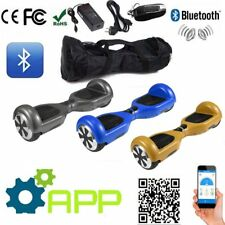 6,5'' HOVERBO ARDSMART BALANCE OVERBOARD PEDANA SCOOTER Supporto APP Bluetooth A