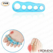 4PCS OF Orthotic Toe Separators by PEDIMEND™ With Five Sizes - Foot Care