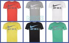 2018 MenS Nike Ultra Swoosh JUST DO IT Swoosh T Shirt Soft Top Size  S-2XL