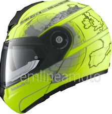 Casco Abatible Schuberth C3 PRO Matt Fluo Yellow Europe