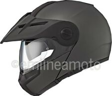 Casco Abatible Off-Road Schuberth E1 Matt Anthracite