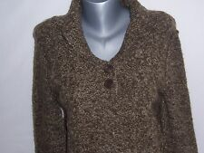 PULL Femme neuf Columbia taille L coloris marron chiné