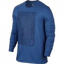 huge selection of c24ca ee052 AIR JORDAN RETRO 3 ELEPHANT LONG SLEEVE TEE BLUE SIZE M