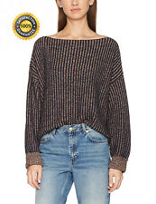 French Connection Women's Millie Mozart Mlti Knt Slsh Nk Jumper