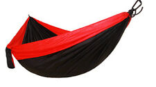 New Double 2 Person Hanging Bed Sleeping Swing  Portable Outdoor Camping Hammock