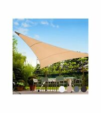 Voile dOmbrage Triangulaire 5 metres