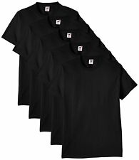 Fruit of the Loom hombre Heavy Multipack Of 5 Camiseta