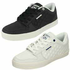 Mens Lambretta Skater Style Casual Shoes 'Roller'