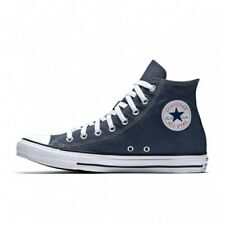 CONVERSE ALL STAR HI ALTA  CANVAS UNISEX Colore BLUE Navy
