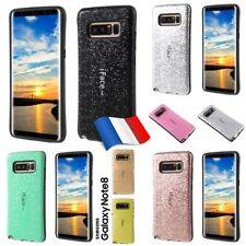 Etui coque housse hybrid iFace Mall Pixel case cover Samsung Galaxy Note 8 N950