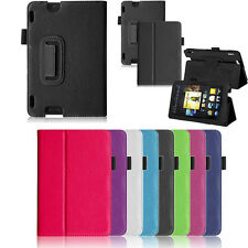 "ULTRA-SLIM REGGI Custodia in pelle cover per 7 "" AMAZON KINDLE FIRE HDX 7"