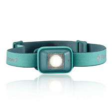 Black Diamond Unisex Iota Rechargeable Hiking Headlamp Camping Torch Blue Green