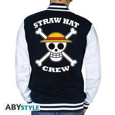 ONE PIECE - Jacket - Skull man navy/white