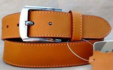 REAL100% GENUINE LEATHER  BROWN BELT FOR MEN'S & FORMAL WEAR Amazing Quality