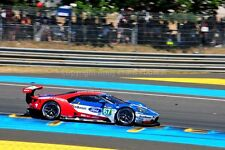 Ford GT no67 24 Hours of Le mans 2017 photograph picture poster print