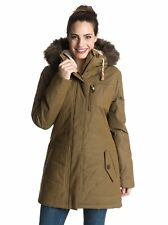 Roxy™ Tara - Quilted Technical Parka - Parka Técnica Acolchada - Mujer
