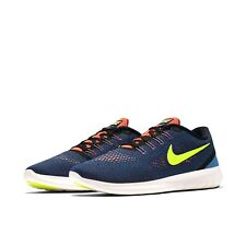 NIKE FREE RN 831508 501 MENS TRAINERS SIZE UK9 EUR44