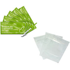 Ovulation Test Strips Fertility Home Urine Tests Kit One Step